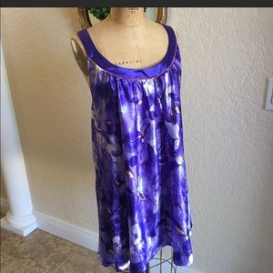 JONES NY Floral Nightgown